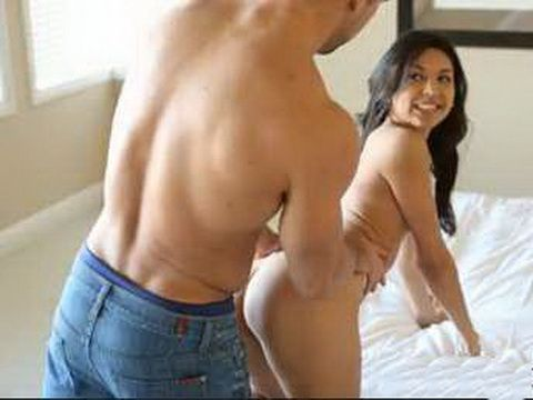 Hard Sex As Birthday Present For Beautiful Latina