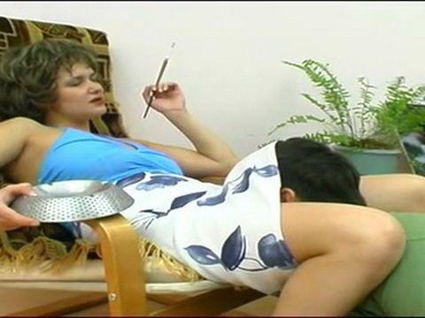 Amateur Russian Teen Boy Empty Balls Inside Stepmom Pussy