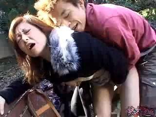 Japanese Uncensored Kisaragi Miyuki Desire bare family mother and stepson Hen xLx
