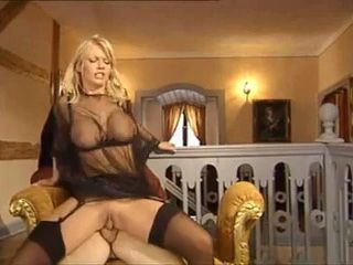 Mom Bouncing On Top Of Sons Friend