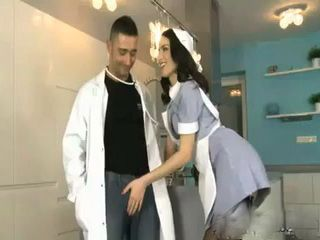 Naughty Nurse And The Doctor