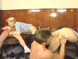 Mature Swinger Couple Fucking