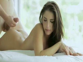 Sensual Teen Fuck With A Cumshot On Her Ass