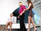 Great Surprise For Hubby From Slutty Wife Alice Romain
