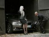 Bosses Wife Pays A Visit To His Driver While Feeling Bored