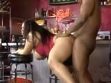 Big Ass Pounding At A Bar