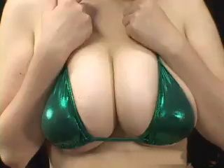 Squeeze Them Big Japanese Boobs