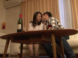 Hot Waitress Hana Kimura Gets Fucked By Colleague After Work