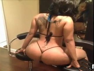 Sexy Ebony Chicks Twerking