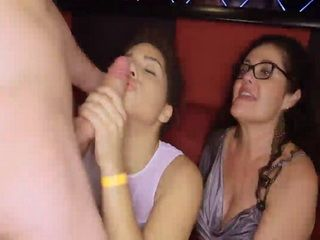 Craving cock suckers are going crazy for that big dick