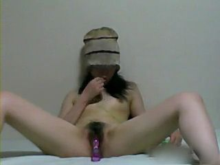 Cute Asian Masturbates With A Toy