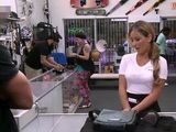 Desperate For Money Blonde Gets Fucked at Pawn Shop