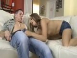 Shameless Teen Seduced Sugardaddy