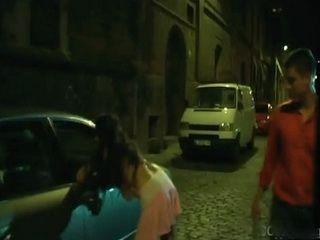 Street Hooker Anal Pumped