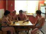 Favorite Social Game Of This Deviant Family Is Strip Poker