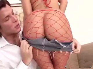 MILF Taking It In The Butt