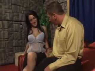 Guy Fucks Friends Lascivious Housewife While he Was At Work
