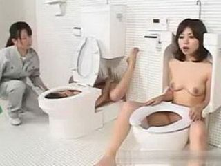 Japanese Human Toilet Fuck