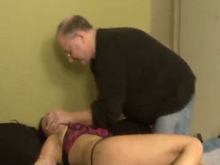 Sleeping Girl Assaulted Badly And Mistreated By Insane Old Uncle - Brandy Aniston