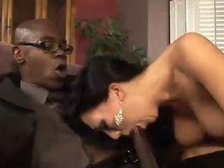 Luscious Megan Foxx Interracial Hardcore Fuck