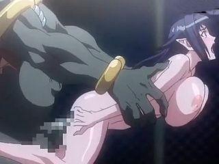 Hardcore Hentai Demon Fucks Teen