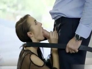 Ultra Hot Milf Secretary Should Know That Private Meeting With Boss Include Anal Sex