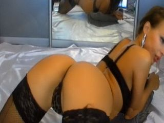 Best Ass in The World in Hot Sexy Lingerie