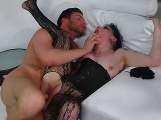 Submissive Slave Girl Gets Used By Her Boyfriend