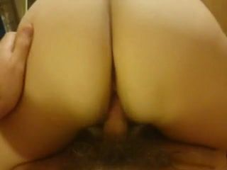 Fatty Takes A Fat Cock And A Cumshot On The Pussy
