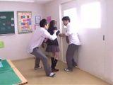 Young Teenagers Gangbanged In Classroom - Mashita Mahiri