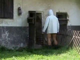 Bizarre Farmer Keeps His Wife In Pigsty