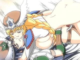 Cute Hentai Shemale Get Amazing Licking And Blowing