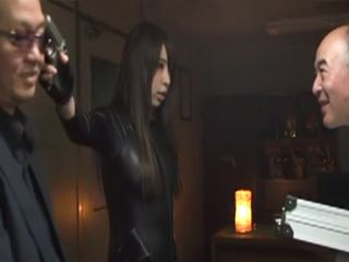 Secret Agent Tried To Arrest Alone Members Of The Mafia But She Has Been Defeated And Rough Fuck - Mio Kayama