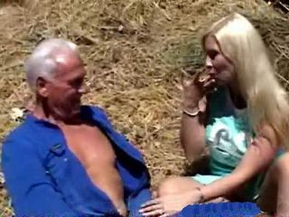 Old Farmer Looking For Young Girls To Help Him With Rural Affairs