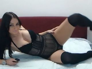 This Is Why Boys Love Babes In Hot Black Lingerie