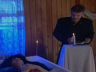 Priest Fucked Zombie With A Bunch Of Horny Zombies