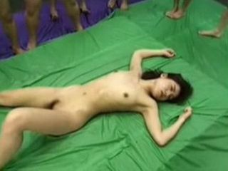 Asian Schoolgirl Survived Real Nightmare With Horny College Boys