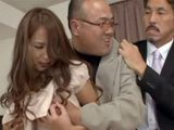 Pervert Father In Law Get Torutre His Daughter In Law And Busted By Her Father And Her Husband