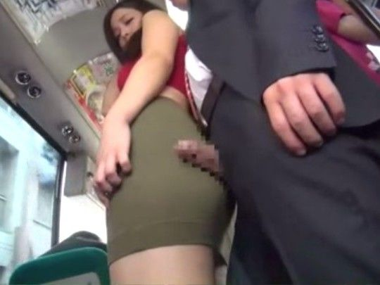 Unfortunate Girl Met a Horrible Man In a Bus