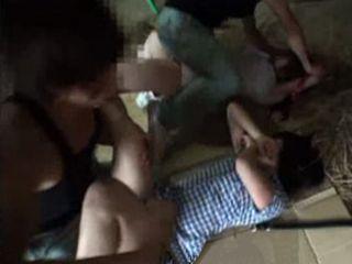 Terrified Kidnapped Girls Did Not Imagine This Day Like This - Azumi Chino Eri Hosaka Akari Hoshino Miku Abeno