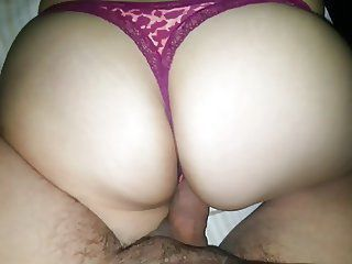 Sleeping Amateur Big Ass Gf Fucked With Panties On