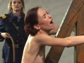 A Cold Face Women Guard Molesting An Innocent Girl
