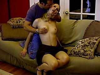 Amateur Teen With Pigtails Gets Fucked Hardcore After Giving A Blowjob
