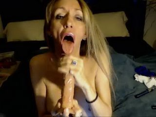 Hot Busty Cougar Is Eager For Some Cock