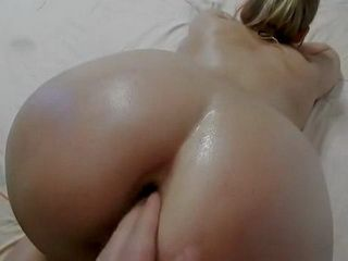 Busty Blonde Is Ready For Deep Anal Fuck