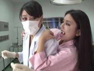Vampire Lesbians Fucked In Hospital