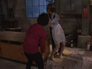 Dishonored Girl Emi Hoshii Forced By Her Dirty Boyfriend To Suck Off To His Buddy