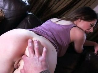 Painful Anal Sex With Horny Teen