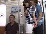 Group Of Horny Maniacs Ruin Poor Girl Life - Emi Hoshii