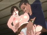 Caught Japanese hentai bigboobs fingered pussy